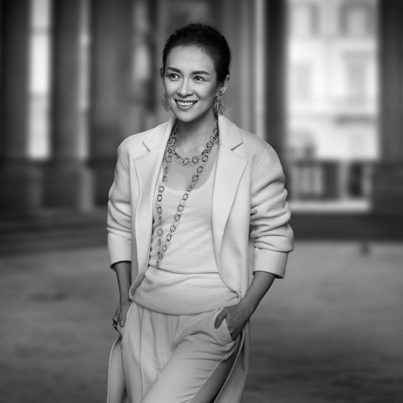 Zhang Ziyi for Buccellati