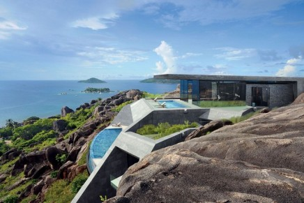 Félicité's dramatic beauty – the perfect location for the new Six Senses Zil Pasyon