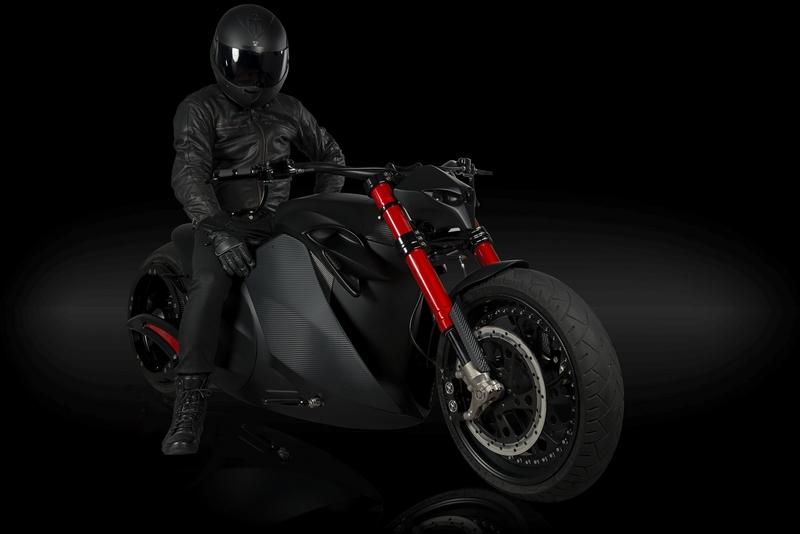 Zvexx - 2017 ZVEXX Outrageous electric motorbike-01