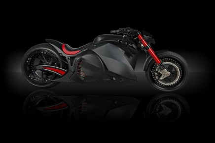 Zvexx Outrageous- The Badass electric motorbikes from Switzerland