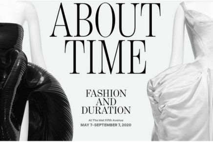 Met museum to mark 150th year with time-themed fashion show