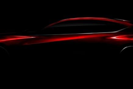 Precision Concept is setting the direction for future Acura design