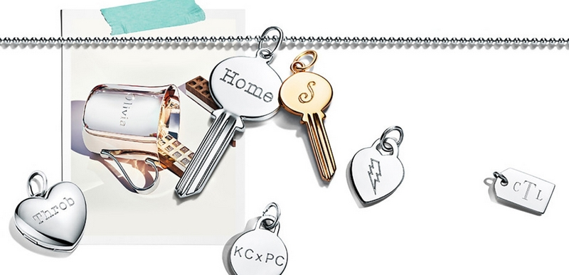 add a personal touch to Tiffany designs