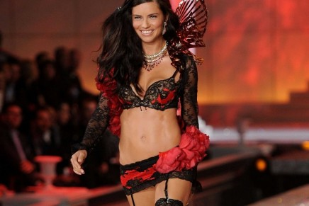 Last week, a model described luxury lingerie as 'empowering'. Is she right?