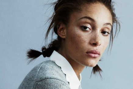 Model Adwoa Aboah: 'In 2017, there is more than one way to be beautiful ​and cool'