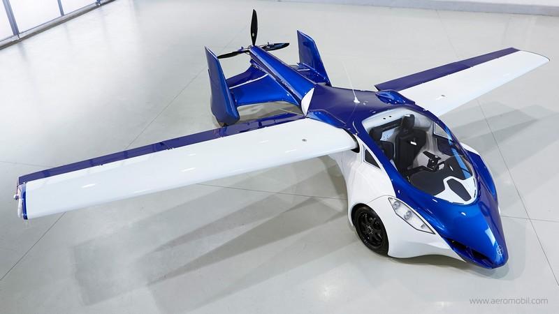 aeromobil 3 0 prototype