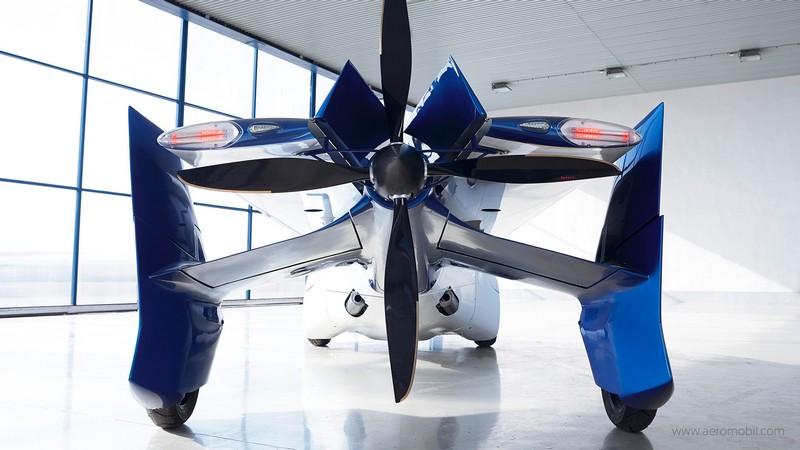 aeromobil 3dot0 prototype