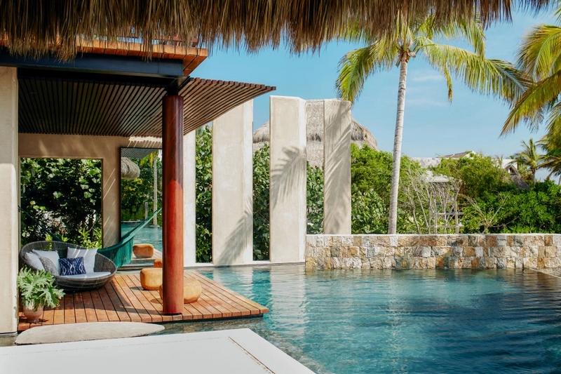 airbnb luxe Casa Koko, Punta Mita, Mexico-