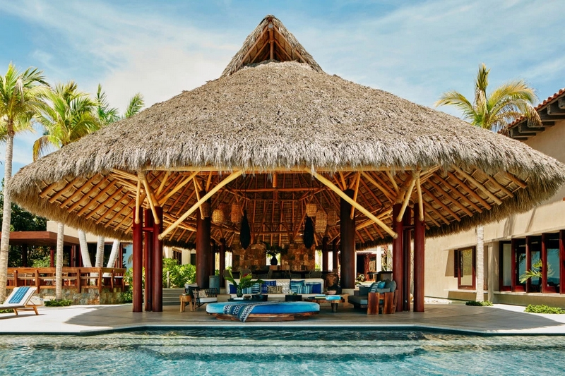 airbnb luxe Casa Koko, Punta Mita, Mexico