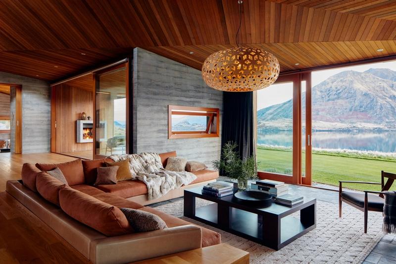 airbnb luxe Te Kahu, Wanaka, New Zealand