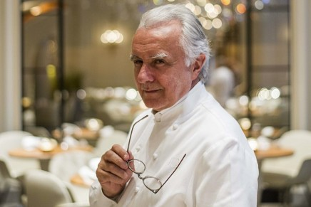 Alain Ducasse to operate upscale hotel and restaurant at the Château de Versailles