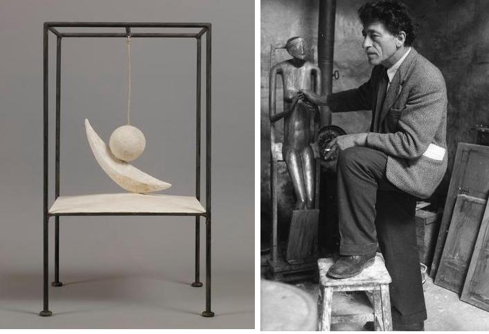alberto giacometti exhibition-retrospective-2018-atelier-01