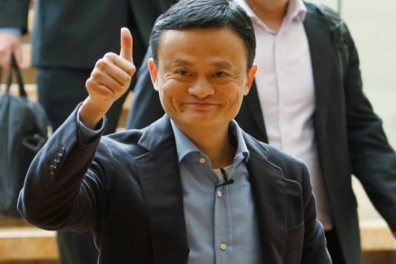 Jack Ma (Alibaba), Warren Buffett, Bill Gates, Mark Zuckerberg, and Patrick Drahi are this year's top gainers
