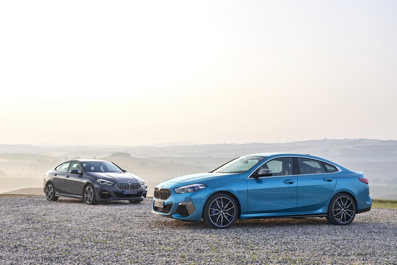 all-new BMW 2 Series Gran Coupe
