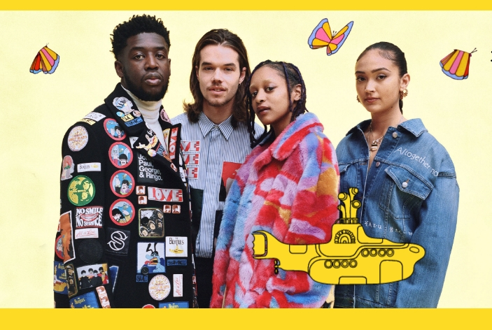 all you need is love stella mccartney - all together now collection 2019