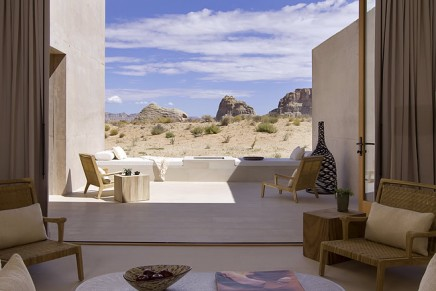 Utah, Sardinia and Chile – the destinations for world's most expensive luxury hotels for the summer 2015 season