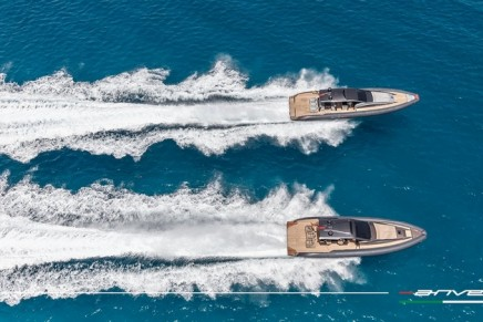 Anvera 48 carbon fibre – Extremely low fuel consumption, efficiency and sustainable performance