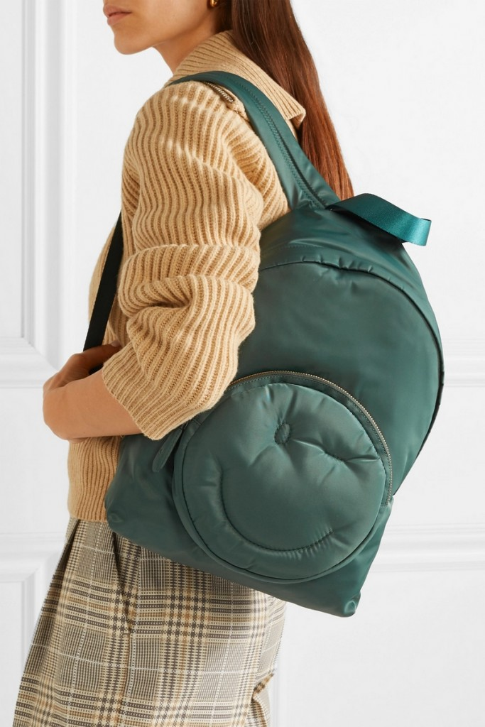 anya hindmarch Chubby shell backpack
