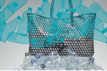Totes amaze: Anya Hindmarch on her 'plastic bag' and eco-fashion