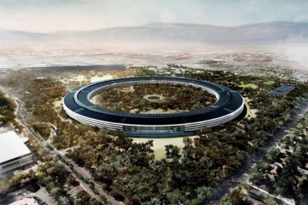 The billion-dollar palaces of Apple, Facebook and Google