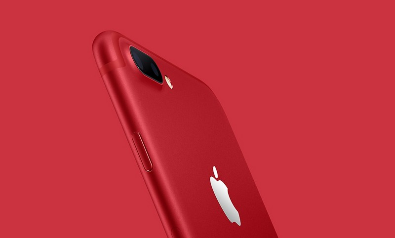 apple red 2017