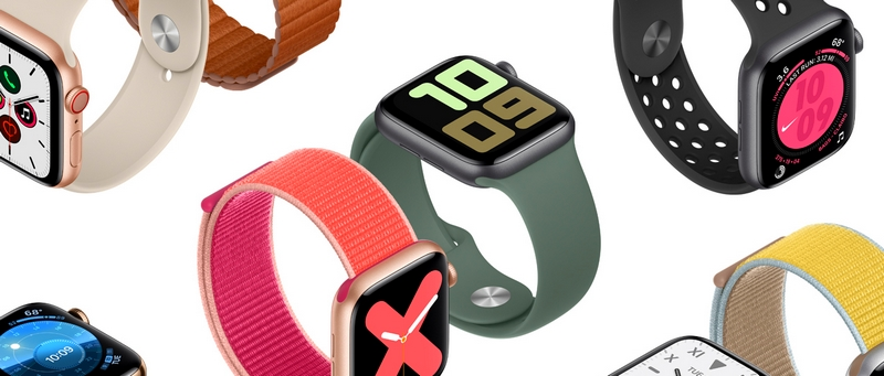 apple watch december 2019
