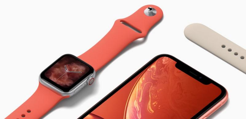 apple watch smartphone 2018 match