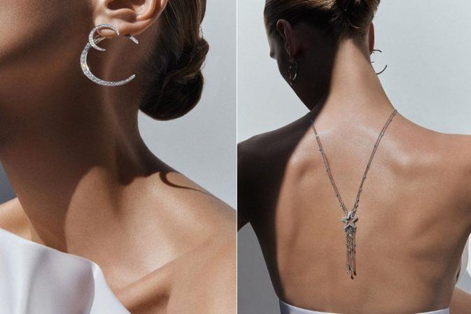 Giorgio Armani's precious stones highlight the inherent elegance to be found in simplicity