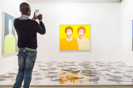 Art Basel Miami Beach review –art and commerce collide by the sea