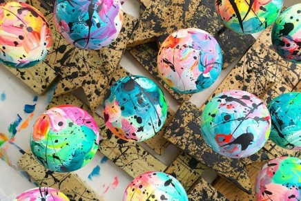 From leggings to baubles, enterprises offer artists a new canvas