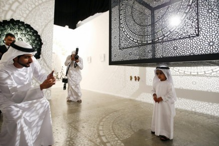 Don't be sniffy about oil-rich states, Art Dubai funds the world's most radical art