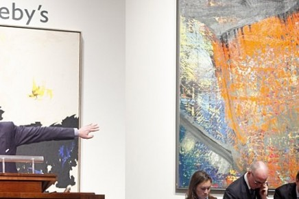 Art market faces uncertain 2017 after falling values and high-profile disputes
