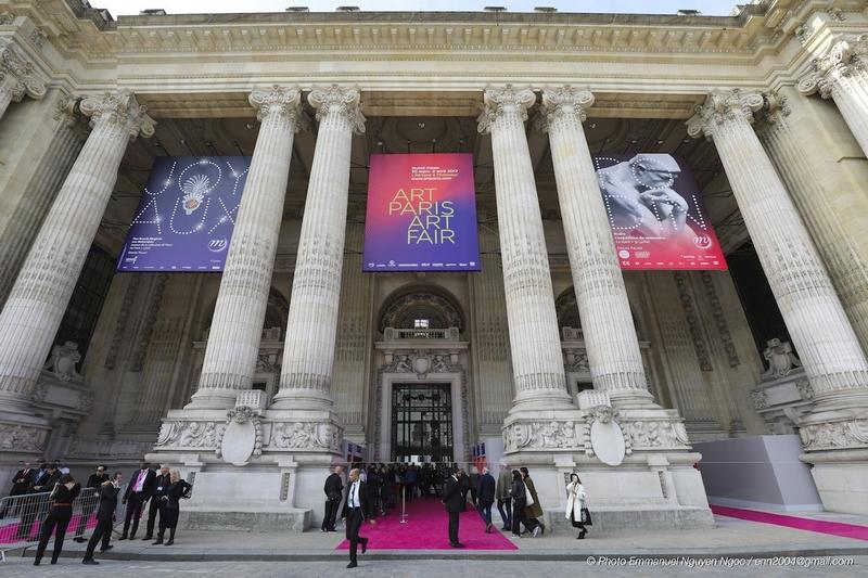 art paris art fair photo gallery