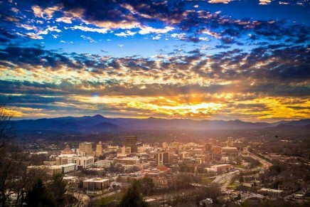 Artsy Asheville tops list of must-see US destinations for 2017