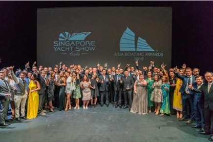 Asia Boating Awards 2019 winners contribute to the popularity of boating across the region