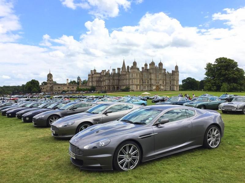 Aston Martin Owners Club Event 2luxury2 Com