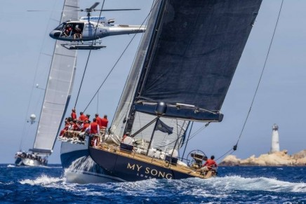 Sardinia put on her best show: My Song and Savannah took the Loro Piana Superyacht Regatta Trophies