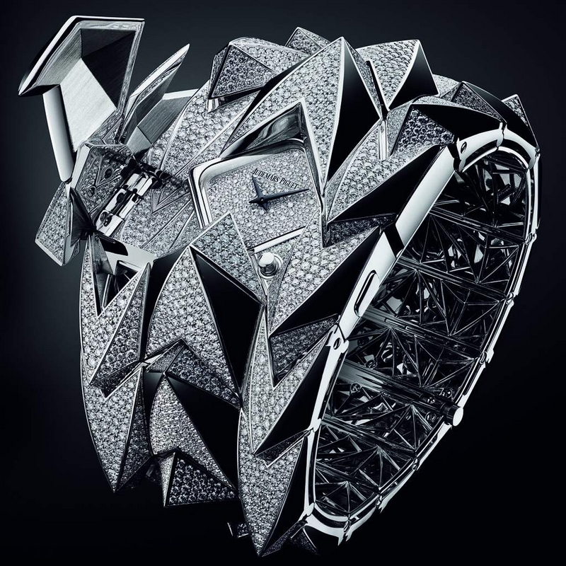 audermars piguet diamond fury 2016 model