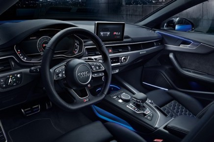 Audi RS4 Avant: 'Wholesome practicality married to joyfully unwholesome performance'