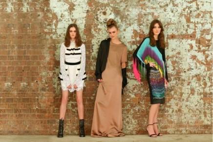 'Don't slip, don't trip!': inside Australian fashion week