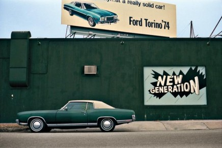 AutoPhoto's photographers at Fondation Cartier invite us to look at the world of the automobile in a new way