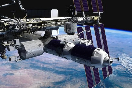 Space stations: our future among the stars