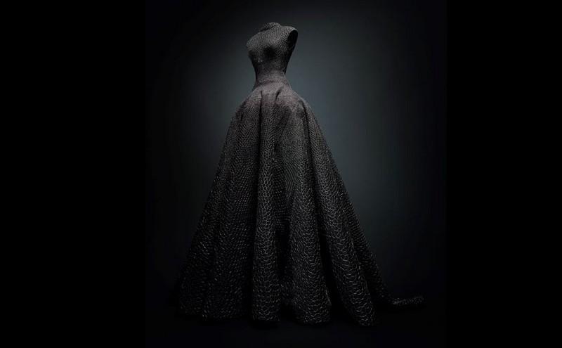 azzedine alaia dresses expo