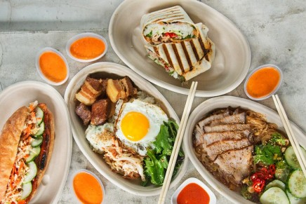 Belly full: New York's bacon restaurant – and its nine-course tasting menu