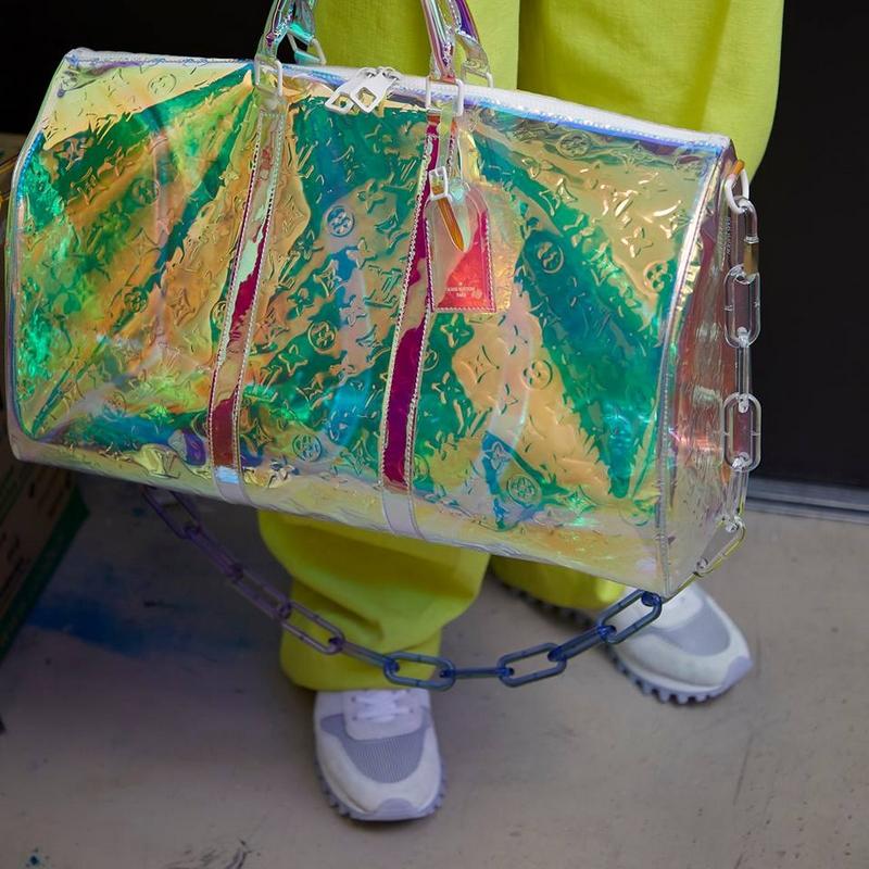 bags- Louis Vuitton Men's Spring-Summer 2019 Collection by Virgil Abloh