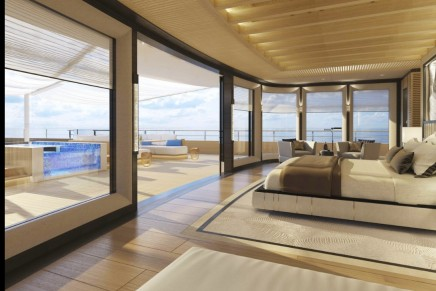 102-metre Sinot-designed Balance superyacht: A design which operates in a virtuous circle