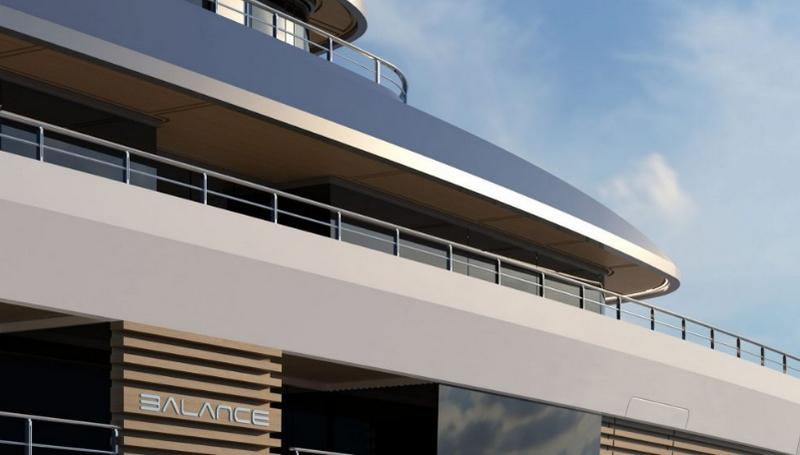 balance superyacht interior design-