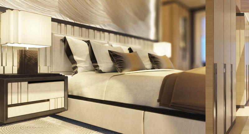 balance superyacht interior design-details
