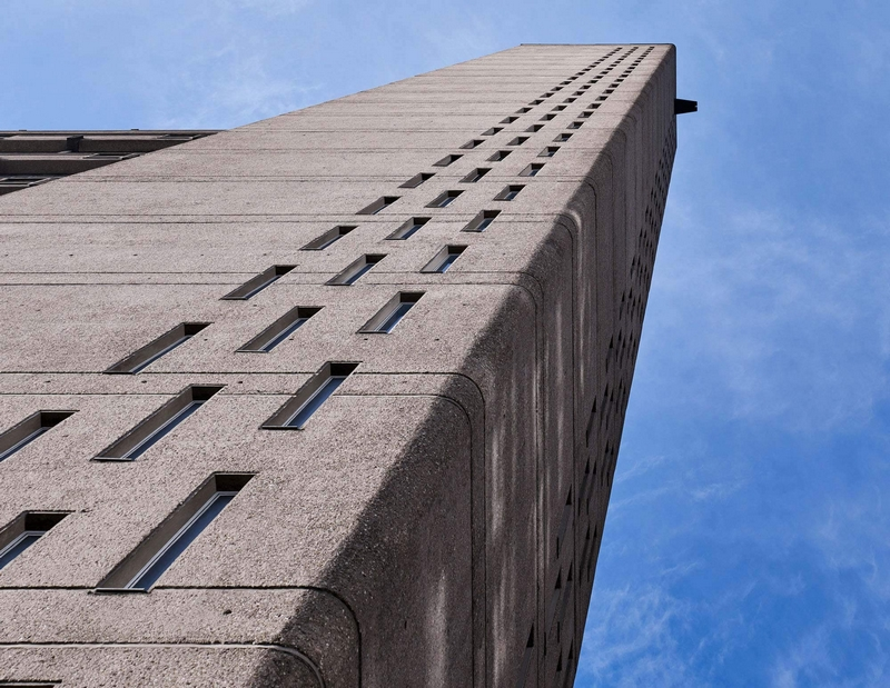 balfron tower luxury flats