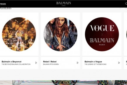 Balmain 2.0 to deliver a compelling brand experience to the growing Balmain Army